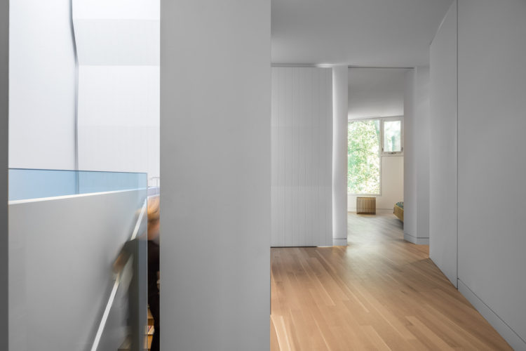 17 - Interior Hallway